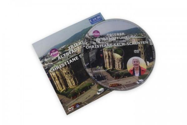 DVD Trierer Altstadtführung (video guide)