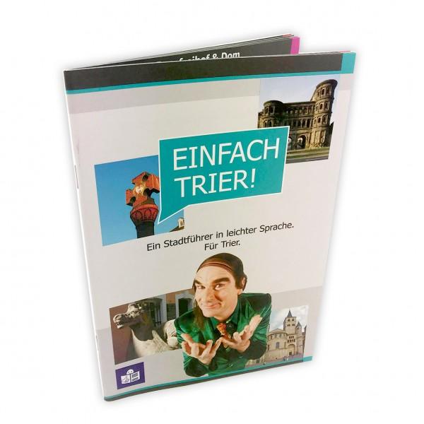 Einfach Trier - Stadtführer in leichter Sprache
