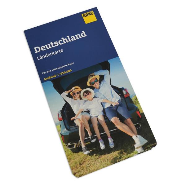 ADAC Länderkarte Deutschland