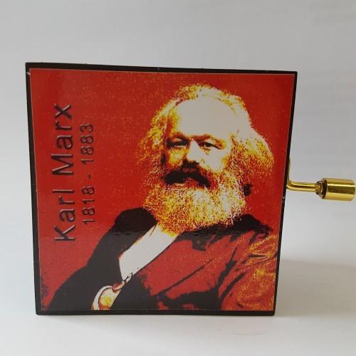 Karl Marx Music Box - Internationale