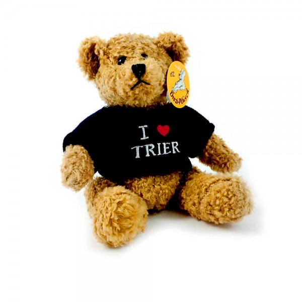 Teddy ' I love Trier'
