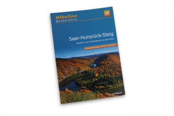 Hiking Guide Saar-Hunsrueck-Steig