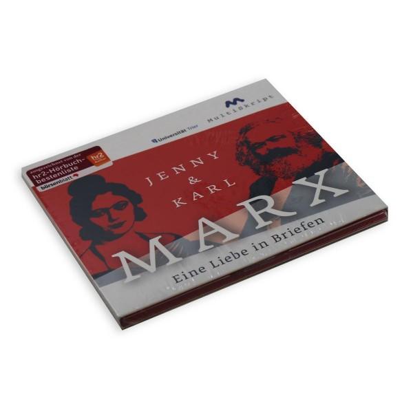 Jenny und Karl - Eine Liebe in Briefen CD