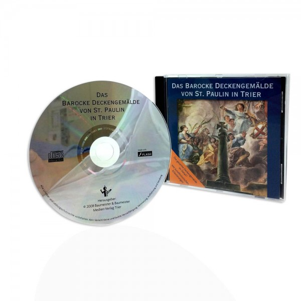 Das Barocke Deckengemälde St. Paulin CD