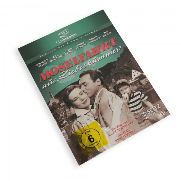 DVD Moselfahrt aus Liebeskummer