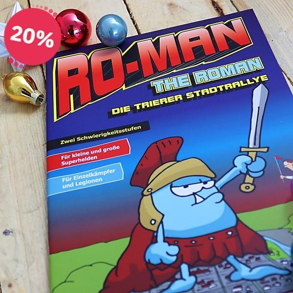 Ro-Man The Roman- Die Trierer Stadtrallye