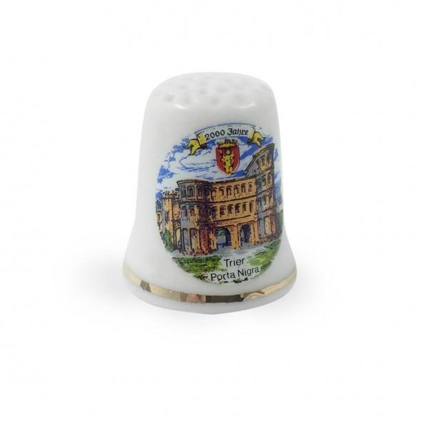 Thimble Porta Nigra Porcelain