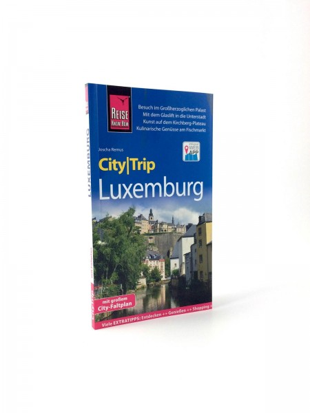 City Trip Luxembourg book