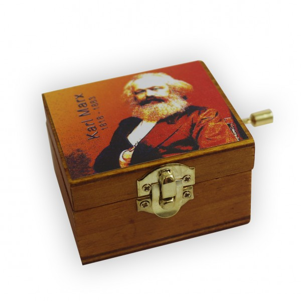 Karl Marx Music Box - Internationale