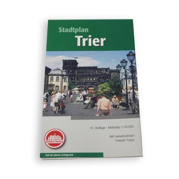 Stadtplan Trier