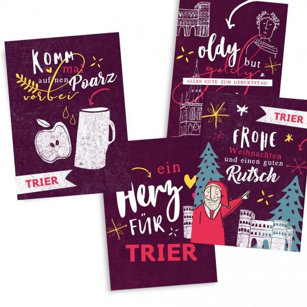 Postkarten aus Trier