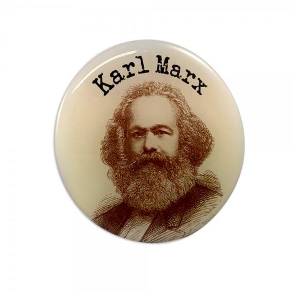 Magnet rund Petrus/Marx