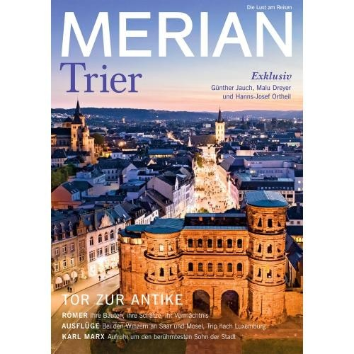 MERIAN - Trier Issue in German or English