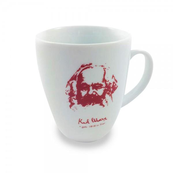 Karl Marx Kaffeebecher