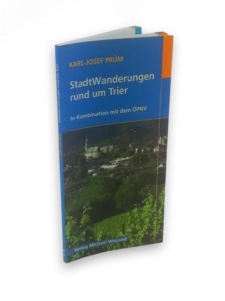City hiking tours around Trier