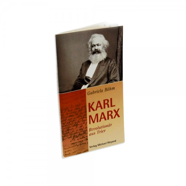 Karl Marx the most famous native of Trier