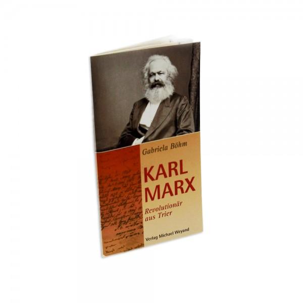 Karl Marx Revolutionär aus Trier