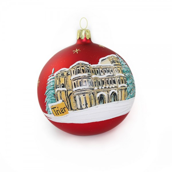 Trier great Christmas bauble