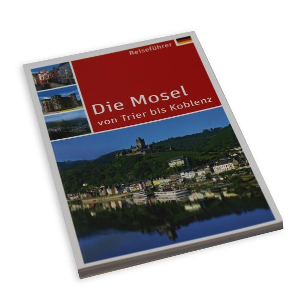 The Mosel - Trier to Koblenz guided book