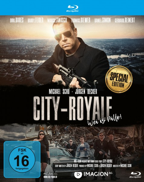 City Royal Blu-Ray Special Edition