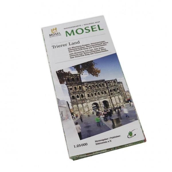 Wanderkarte Mosel - Trierer Land