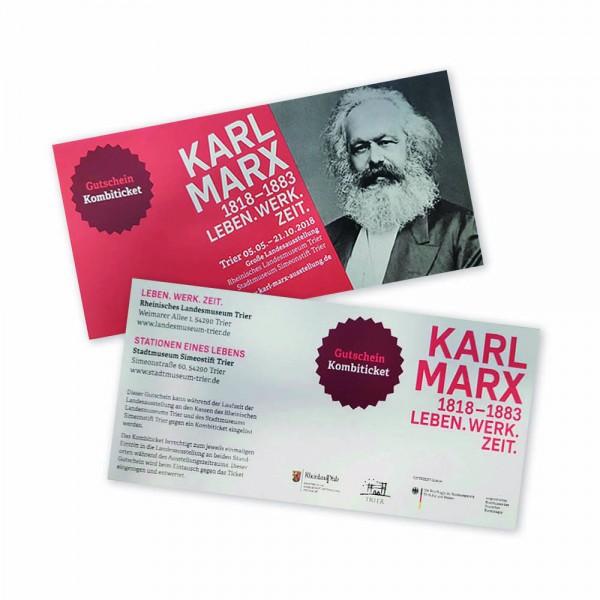 Karl Marx Gutscheine
