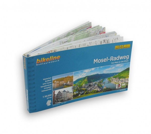 Cycling Booklet Mosel